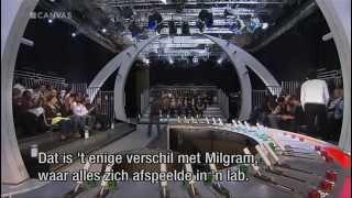 Milgram experiment - Jeu de la mort (NL subtitles)