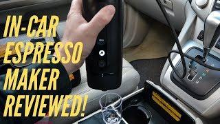 Handpresso Auto Capsule 12/24v Espresso Machine review