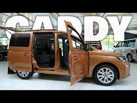 New Volkswagen Caddy California Spirit 2022