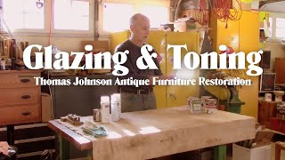 Glazing and Toning Furniture