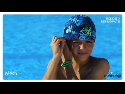 Zwemaccessoires: Hoe kies ik een badmuts?