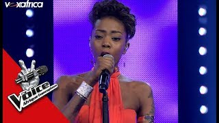 Maya « Brand New Me » de Alicia Keys I Les Epreuves Ultimes The Voice Afrique 2017