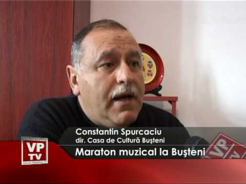 Maraton muzical la Buşteni