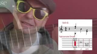 Amir 5 Minutes Avec Toi Tuto Guitare En Tablanote   19 04  2019