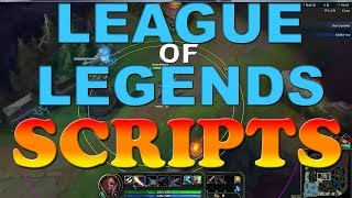 League Of Legends Free Script Download Lol Script Hilesi İndir