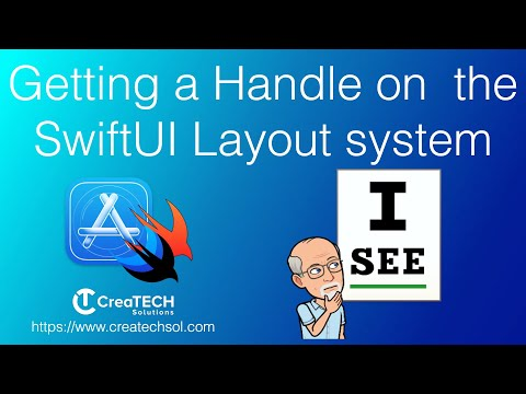 Getting a Handle on the SwiftUI Layout System thumbnail
