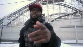 """Reks """"25th Hour"""" (Prod. By DJ Premier) OFFICIAL VIDEO"""