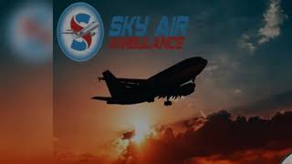 Sky Air Ambulance from Dibrugarh with Experienced Doctor