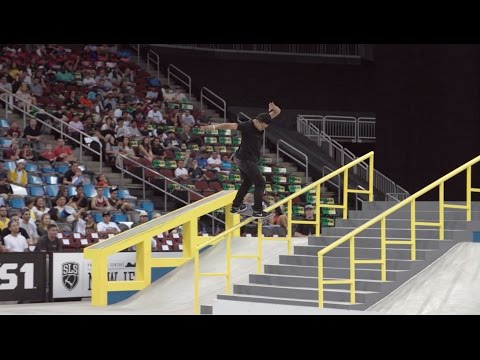 Paul Rodriguez // 2016 New Jersey Highlights