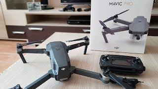 A tökéletes Drone!   DJI Mavic Pro   Teszt - vélemény - unboxing - Cinematic