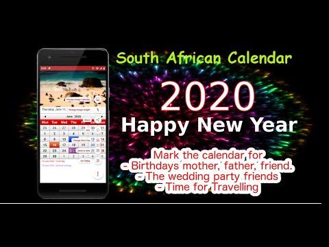The South African Calendar