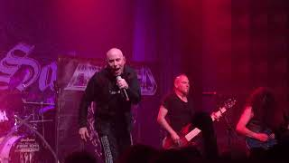 "Armored Saint-Burning Question ""Symbol of Salvation"" @ Regent, Los Angeles, August 18, 2018"