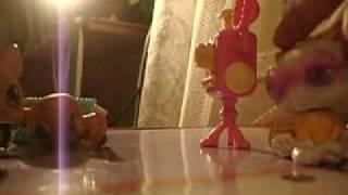 CSI:LPS Bailey ja lapset laulavat. ( aqua: my oh my)