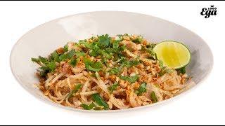 Лапша пад-тай. Тайский рецепт