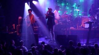 """TV On The Radio """"Blues From Down Here"""" at First Ave 08-30-2011"""