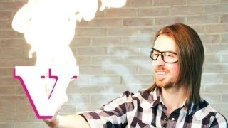 Propane Fire Bubbles: The Little Bang Theory