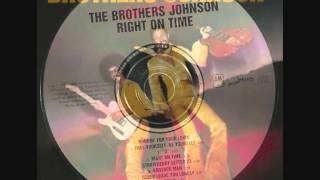 "The BROTHERS JOHNSON. ""Strawberry Letter 23"". 1977. LP ""Right On Time""."