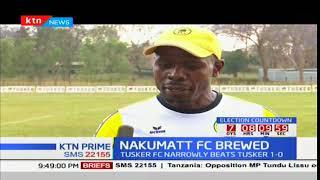 Tusker FC wins match against Nakumatt