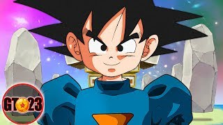 What if Goku Was Sent To Zeno World? Part 1