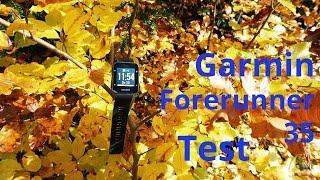 Garmin Forerunner 35 | Test (Deutsch/German)
