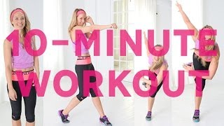10-Minute Full-Body Workout with Under Armour by Birchbox