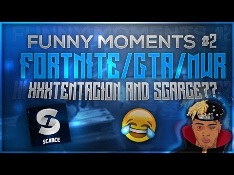 Funny Moments #2!! (FORTNITE, GTA, MWR)