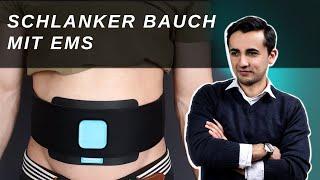 Meine EMS Bauchmuskeltrainer Erfahrungen: Slendertone Abs8 Review