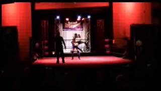 NWA Wrestling Revolution Halloween Hardcore Horror III Part 5
