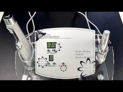 Аппарат электропорации (безыгольная мезотерапия) Mesogan F-49E