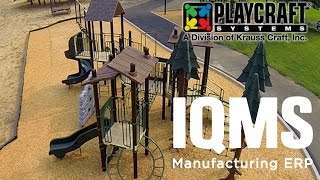 Vidéo de IQMS Manufacturing