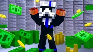 EL BANQUERO de Minecraft con Noobs