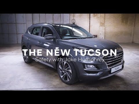 The Hyundai Tucson - Lifestyle With Jake Humphrey
