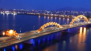 Dragon Bridge, Da Nang