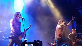 """Tsjuder with Frederick of Bathory """"The return of darkness and evil"""" @ Inferno Festival Oslo 2018"""