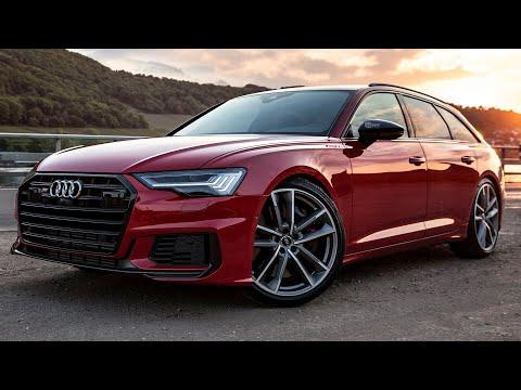 Audi S6 Avant 2020 - niềm khao khát của những người yêu thích xe wagon cỡ lớn
