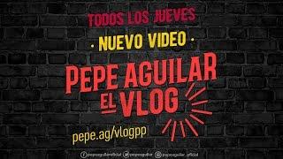 Pepe Aguilar - El Vlog