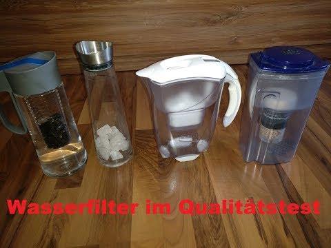 Die besten Wasserfilter - Wasserfilter im Test