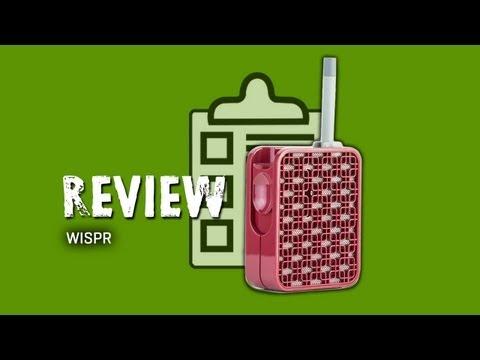 WISPR Vaporizer Review – TVape