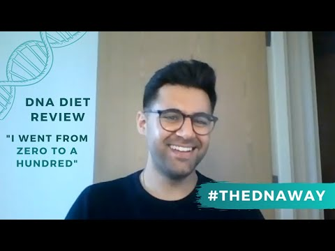 Body Optimisation review... Eating The DNA Way!
