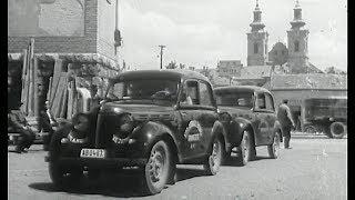 1960 Renault Juvaquatre In Romania