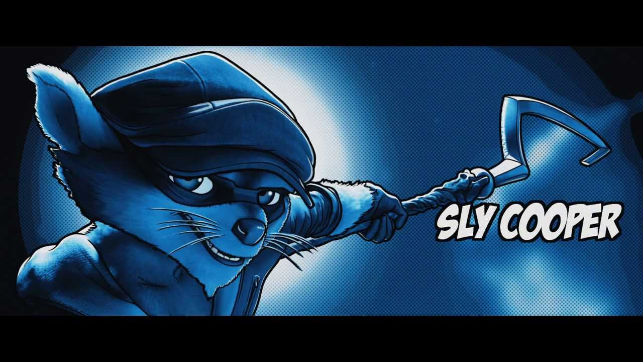 Wait… There's A Sly Cooper Movie?