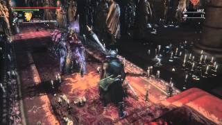 Bloodborne Hunter Kill: Alfred (Vileblood Throne Room)