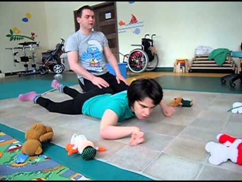 Fitball Ćwiczenia na mięśnie pleców