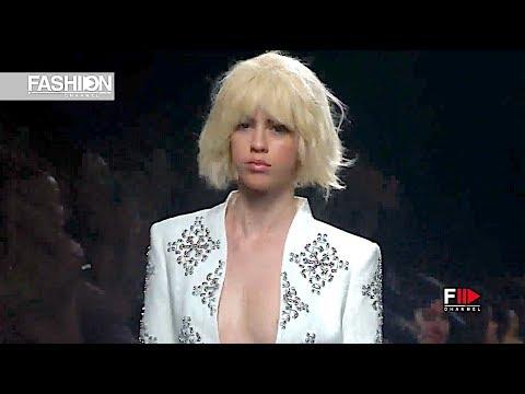 TERESA HELBIG Highlights MBFW Spring Summer 2019 Madrid - Fashion Channel