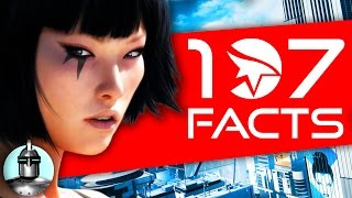 107 Mirror's Edge Facts YOU Should KNOW! | The Leaderboard
