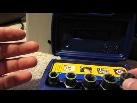 Removing A Stripped Bolt  Hex And Torx