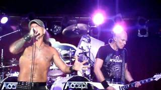 Accept - No Shelter (live fragment) @ BB King, Sept 28, 2010, NYC (HD)