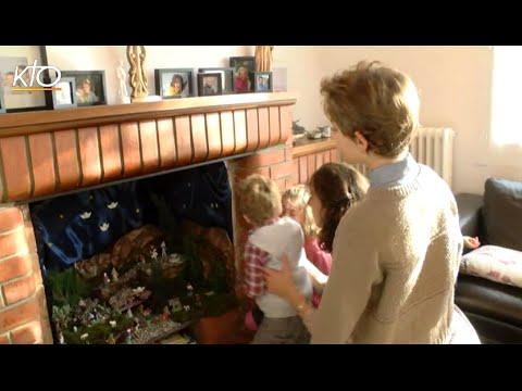 Vivre l'Avent en famille : Autour de la crèche (3/4)