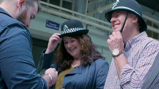 Lock-up Campaign Video