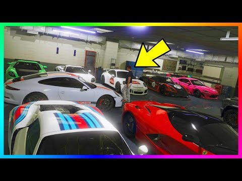 Rockstar DON'T Want You To Find This Secret Location In GTA Online!